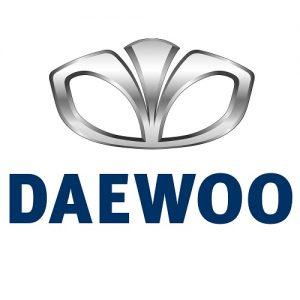 Daewoo logo.